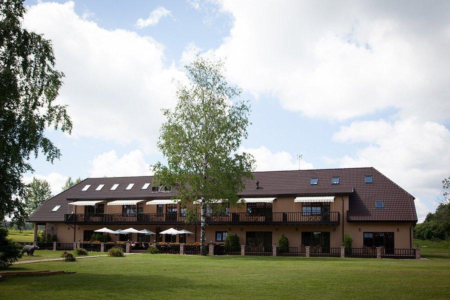 Villa Müllerbeck перед обновление.